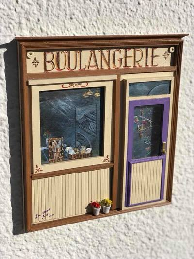 The Boulangerie - Michele Brown